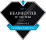 Headhunter of the year 2017 Logo